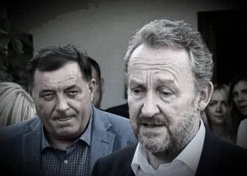 Dodik, Izetbegović (Graphic TBT)