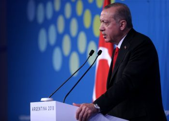 FOTO: Erdogan (Daniel Jayo/Getty Images)