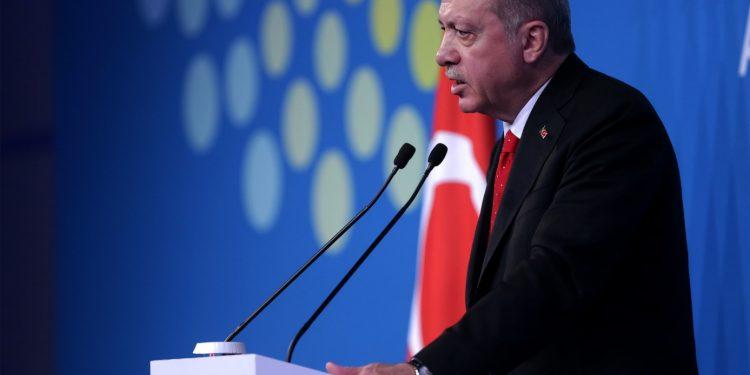 FOTO: Erdogan (Daniel Jayo/Getty Images)