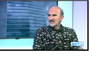 FOTO: Latić (TV Alfa)