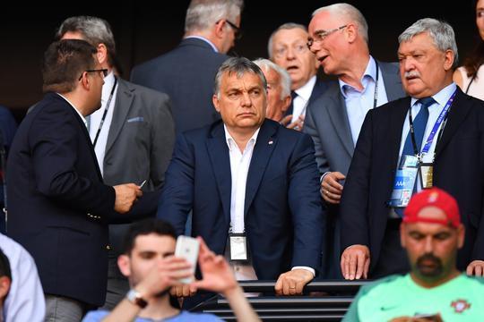 FOTO: Orban (DPA)