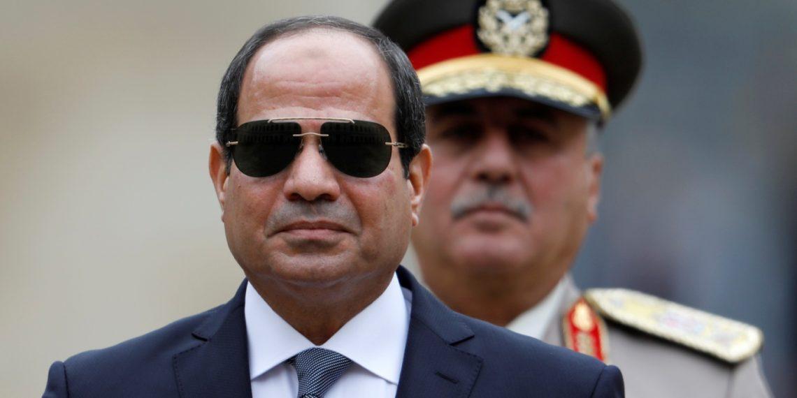 FOTO: Al Sisi (Charles Platiau/AFP/Getty Images)