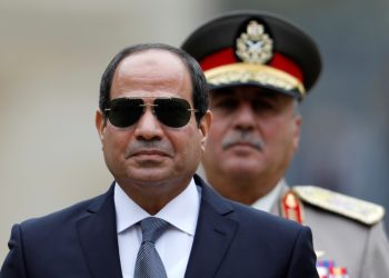 FOTO: Al Sisi (Charles Platiau/AFP/Getty Images)