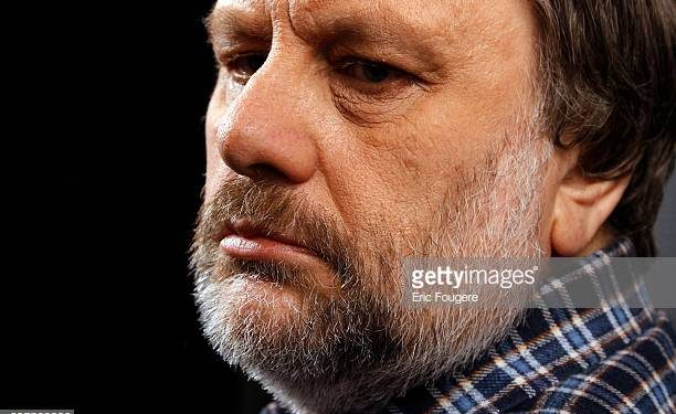 FOTO: Žižek (Getty images)