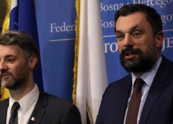 FOTO: Forto, Konaković (Vijesti.ba)