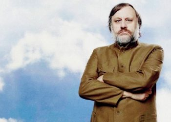 FOTO: Žižek (MICHAEL TUMMINGS AND ZEITGEIST FILMS/AF ARCHIVE/ALAMY)