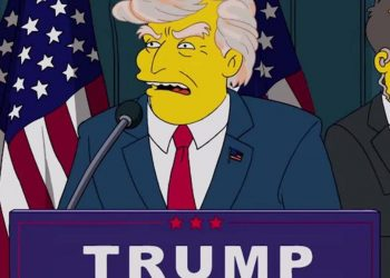 "FOTO: Donald Trump u ""Simpsonovima"" (YOUTUBE)"