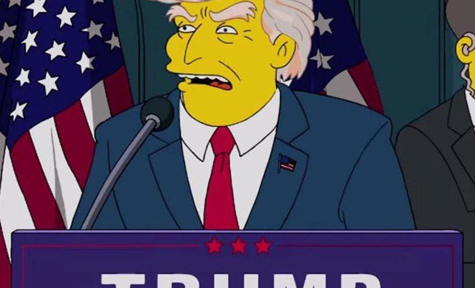 "FOTO: Donald Trump u ""Simpsonovima"" (YOUTUBE)"