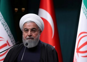 FOTO: Rouhani (UMIT BEKTAS / REUTERS)