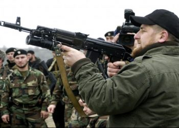 FOTO: Kadirov (Independent)