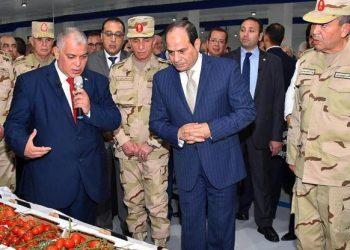 FOTO: Abdel Fattah al-Sisi (HANDOUT/REUTERS/PIXSELL)