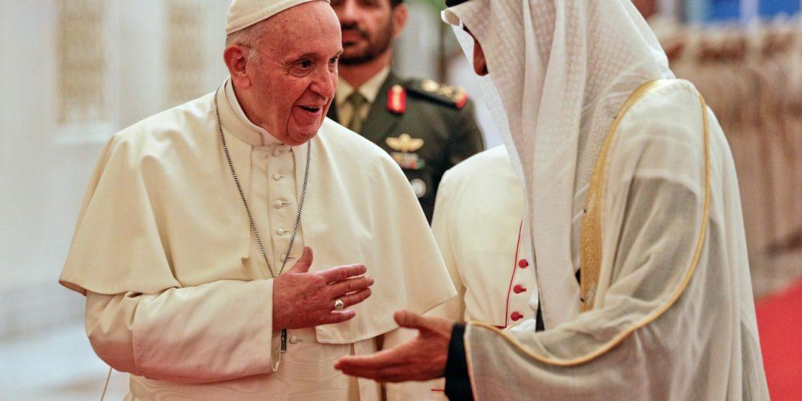 FOTO: Franjo, Bin Zayed (Reuters)