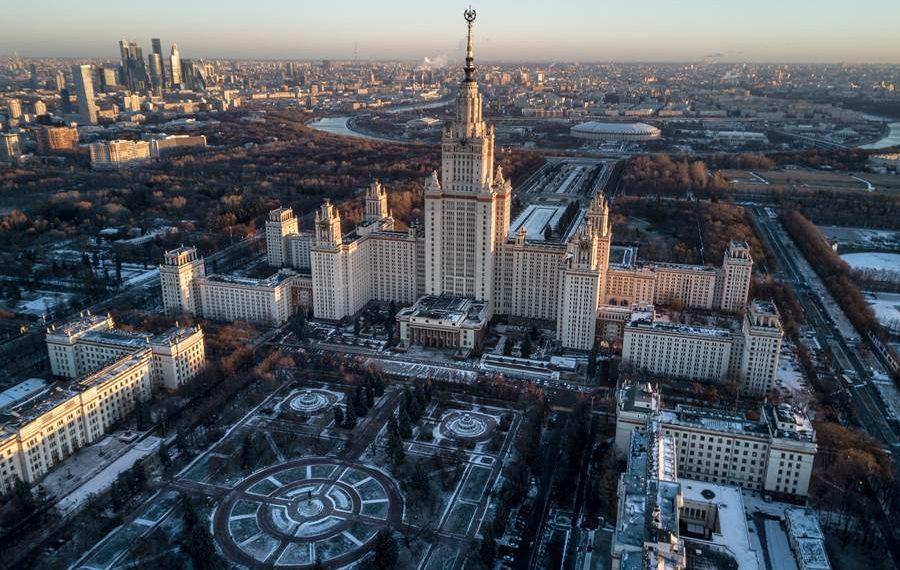 FOTO: (Sergej Ponomarev, NYT)