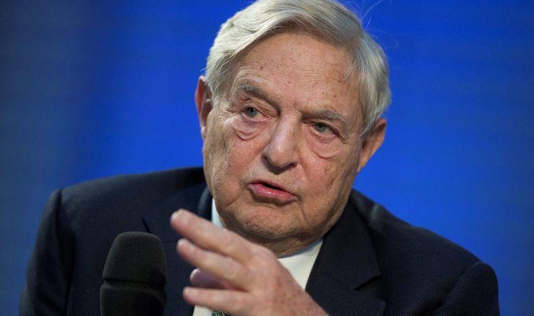 FOTO: G. Soros (REUTERS/Thomas Peter)