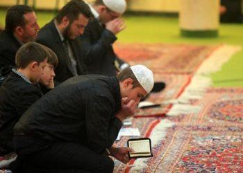 FOTO: Muslimani (PATRIK MACEK/PIXSELL)