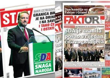 "Naslovnice ""Stava"" i ""Faktora"" (Public)"