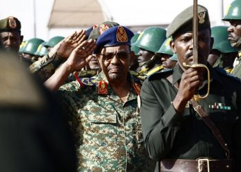 FOTO: Al Bashir (AFP)