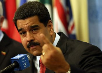 FOTO: Maduro (Spencer Platt/Getty Images)