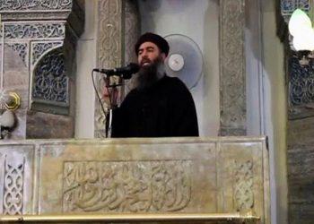 FOTO: Abu Bakr al Baghdadi (REUTERS)