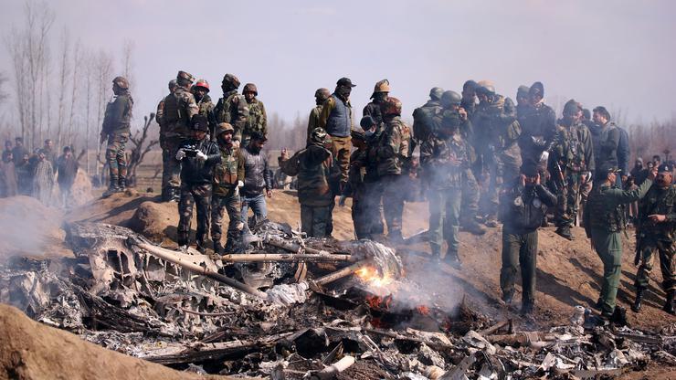 FOTO: Sukob Indije i Pakistana (REUTERS)