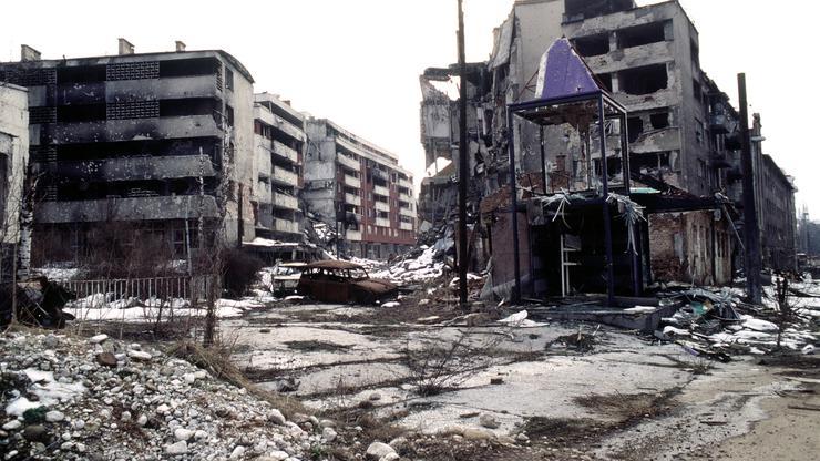 FOTO: Opsada Sarajeva (PD-USGOV-MILITARY)