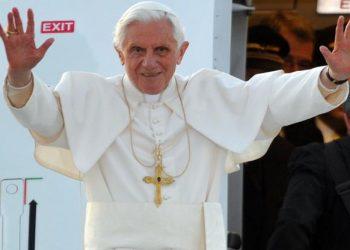 FOTO: Benedict XVI (DPA/PIXSELL)