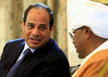 FOTO: Al Sisi, Al Bashir (Reuters)