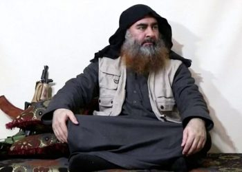 FOTO: Al-Baghdadi (REUTERS)