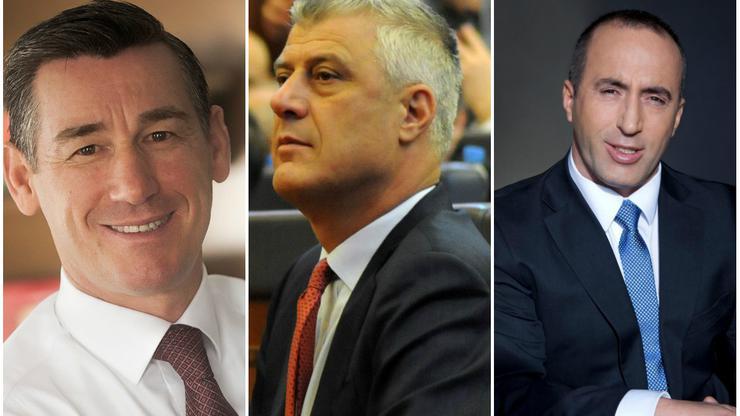 FOTO: Lideri Kosova (SCREENSHOT)