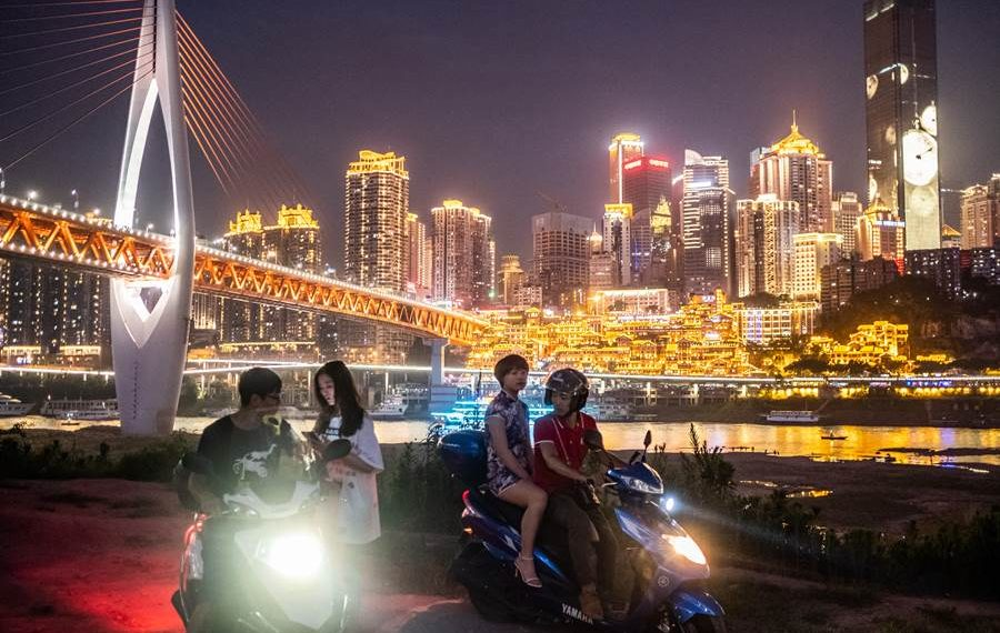 FOTO: (Lam Yik Fei, The New York Times)