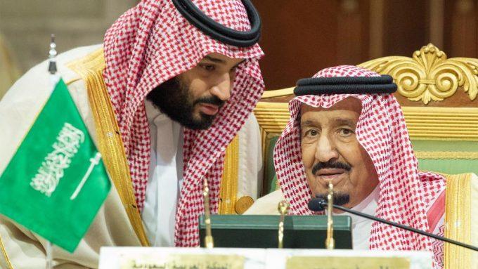 FOTO: Kralj Salman, Princ Salman (HANDOUT / REUTERS)
