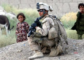 FOTO: Vojska na granici s Pakistanom (PRESS ASSOCIATION/PIXSELL)