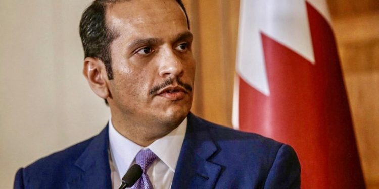 FOTO: Mohammed bin Abdulrahman al-Thani (AFP)