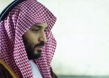 FOTO: Mohammed bin Salman (Bandar AL-JALOUD / Saudi Royal Palace / AFP)
