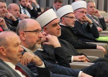 FOTO: Dautović, Adilović, Kavazović, Ljevaković, Fazlović (MINA)