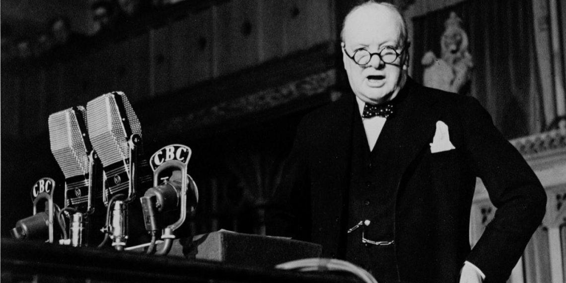 FOTO: W. Churchill (CP Archive photo)