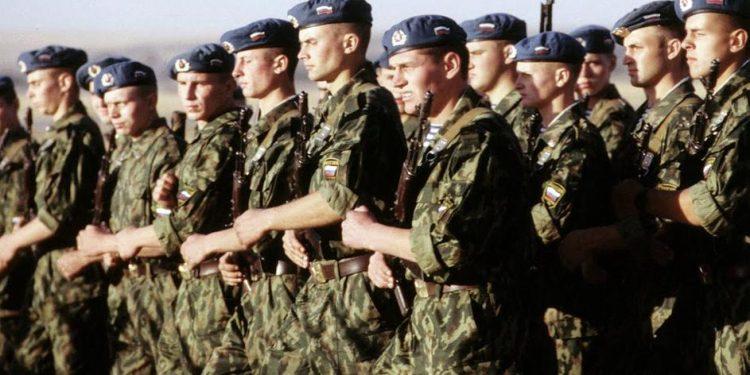 FOTO: Ruski padobranci (WIKIMEDIA)