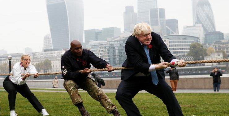 FOTO: Boris Johnson (REUTERS)