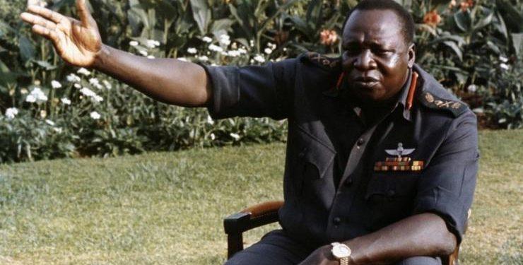 FOTO: Idi Amin (YOUTUBE)