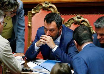 FOTO: Matteo Salvini (REUTERS)