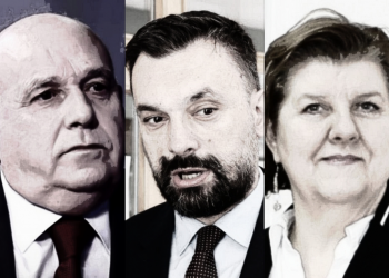 FOTO: Muslimović, Konaković, Bogunić (TBT; Agencije)