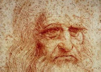 March 20, 2012.Self portrait by Leonardo da Vinci will be restored., Image: 430344370, License: Rights-managed, Restrictions: * France, Germany and Italy Rights Out *, Model Release: no, Credit line: Profimedia, Zuma Press - News