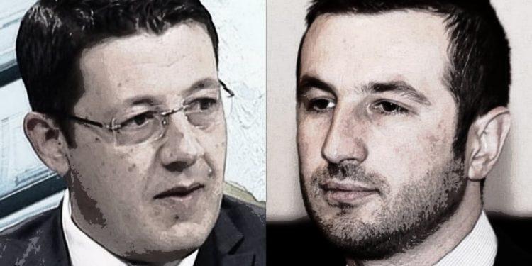 FOTO: Čampara, Efendić (Graphic TBT)