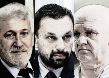 FOTO: Ejubović, Konaković, Memić (TBT Graphic)