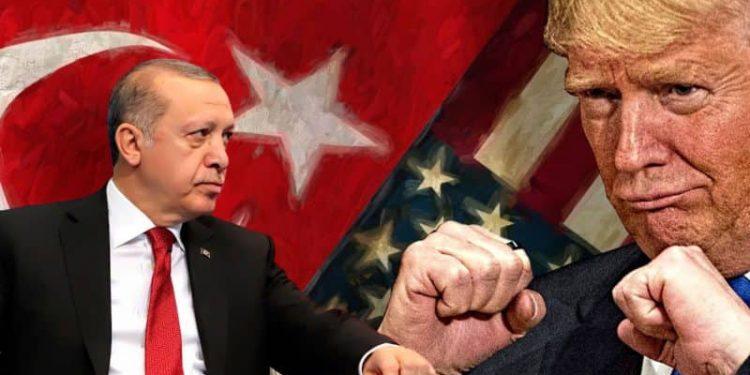 FOTO: Erdogan, Trump (Public)
