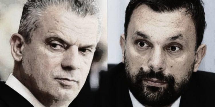 FOTO: Radončić, Konaković (Graphic TBT)