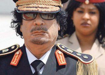 FOTO: Gadafi (Agencije)
