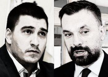 FOTO: Zahiragić, Konaković (Graphic TBT))