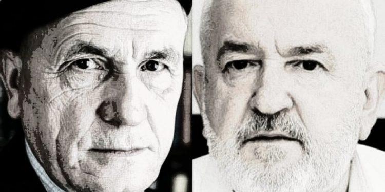 FOTO: Spahić, Cerić (Graphic TBT)