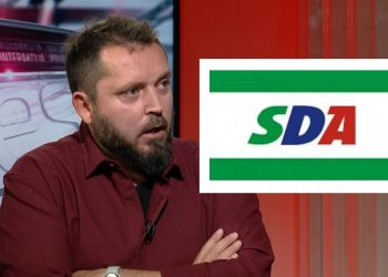 FOTO: Bursać, SDA (Facebook)